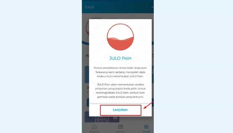apply pinjaman online julo