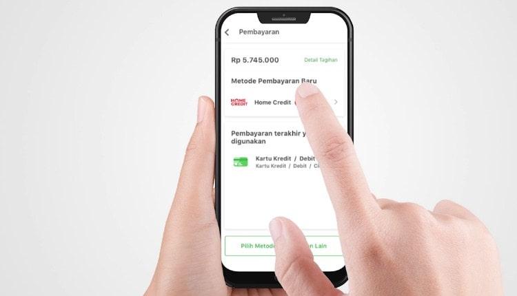 home credit cicilan online tanpa kartu kredit di tokopedia