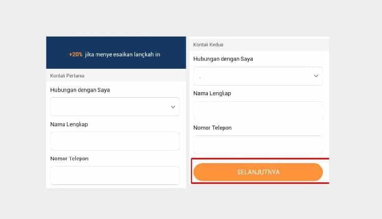 pinjaman online untuk wiraswasta