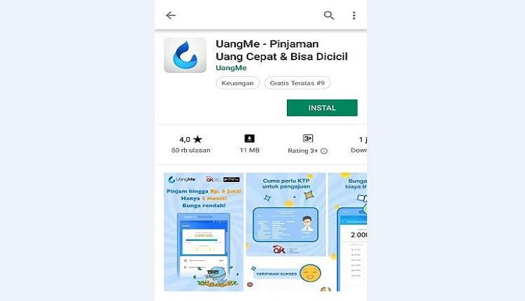 download aplikasi pinjaman uang online 2 juta Uangme