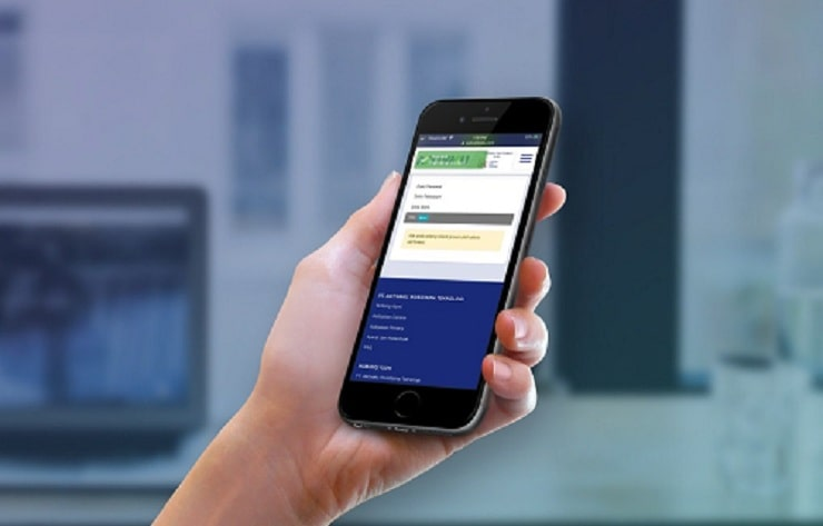 pinjaman online via website langsung cair